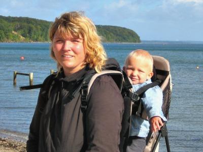 vakantie met kind 1 jaar