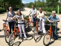 Stedentrip op de fiets met BajaBikes
