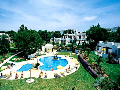 Appartementen van Balaia Golf Village in Albufeira