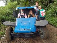 Stoer: quad rijden in de tropische bossen van Bali