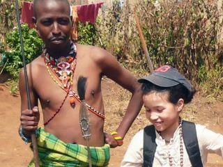 Met Baobab naar Kenia