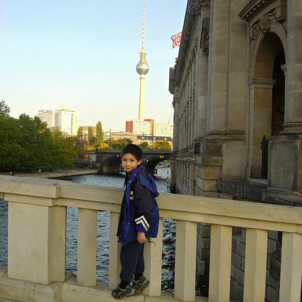 De TV toren van Berlijn