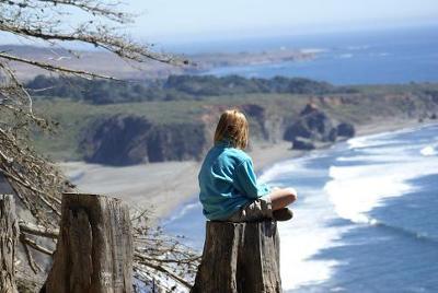 Genieten langs de Big Sur kustweg in Californië