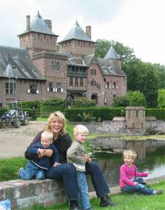 Een uitje naar kasteel de Haar