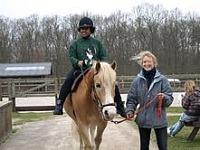 Paardrijden bij Bio
