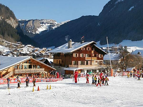 skischool Chatel