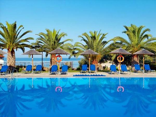 Bleu Dolphin Chalkidiki zwembad