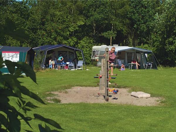 Rustig kamperen op Bospark Lunsbergen