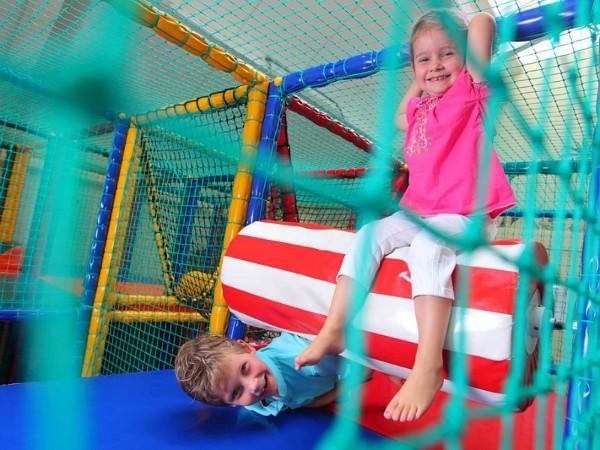 Spelen bij Bospark de Schaapskooi