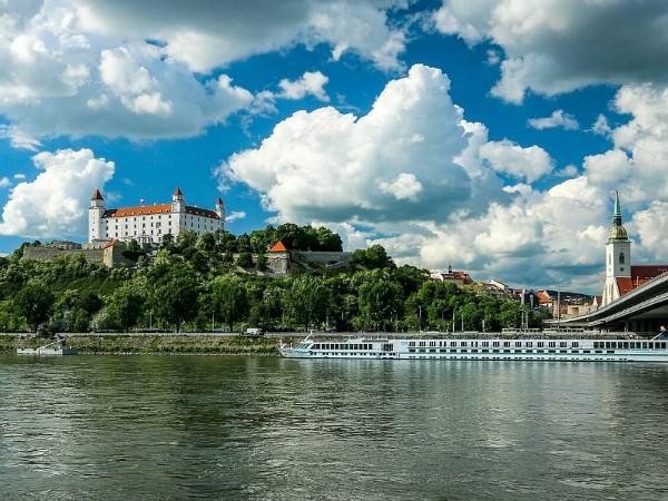 Kasteel van Bratislava