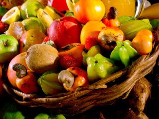 Eet je mee van dit kleurrijke fruit in Brazilië?