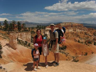 Bryce Canyon in de USA