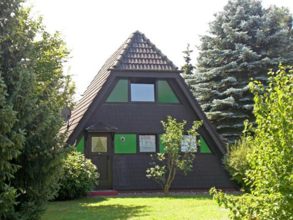 Leuke bungalow bij Vakantiepark Waldbrunn