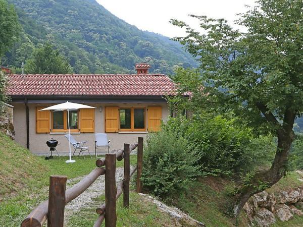vakantiehuisje aan het gardameer