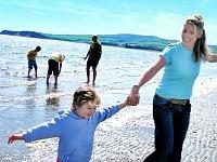 Plezier aan de Schotse kust