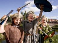Viking spelen in Denemarken