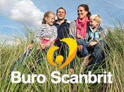 Buro Scanbrit gezinsvakanties