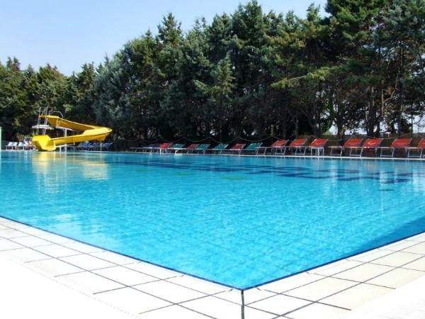 Zwembad van Camping Village Paestum