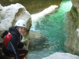 Canyoning in Spanje met Sawadee