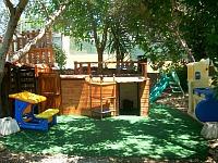 Boomhut bij Casa Amigo