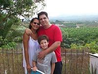 De eigenaren van Casa Amigo