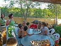 Gasten bij Casa Amigo