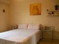 Slaapkamer bij Casa Amigo