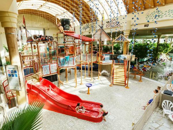 waterplayhouse van Center Parcs Hochsauerland
