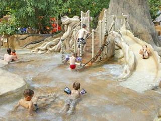 Aqua Mundo bij Center Parcs le Lac d'Ailette