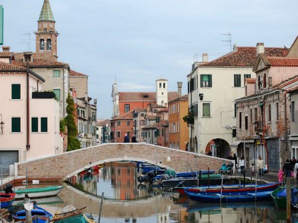 Venetië? Nee Chioggia!!
