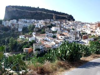 Het stadje Chulilla