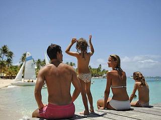 Heerlijk met de kids op een luxe resort