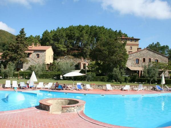 Zwembad bij agriturismo Colli Verdi