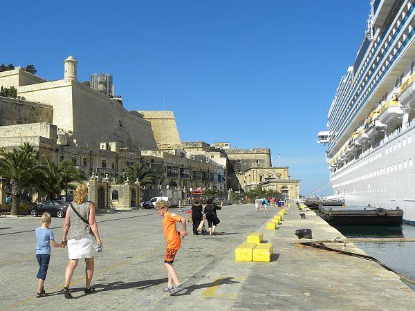 Costa Fascinosa in Malta