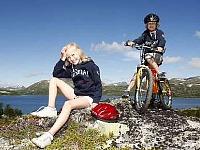 Fietsen in Noord-Jutland