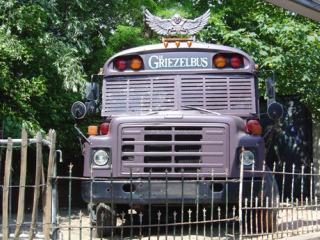 drievliet griezelbus