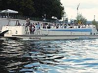 Leuke boottocht tijdens de stedentrip in Berlijn