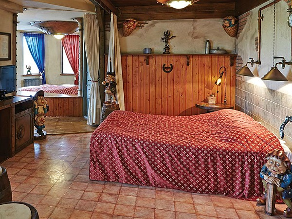 Laven suite Efteling
