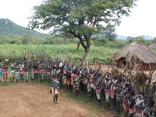 Bana stam Ethiopië