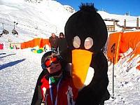 Skischool voor kinderen