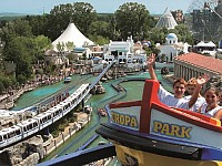 Attractie in Europa park