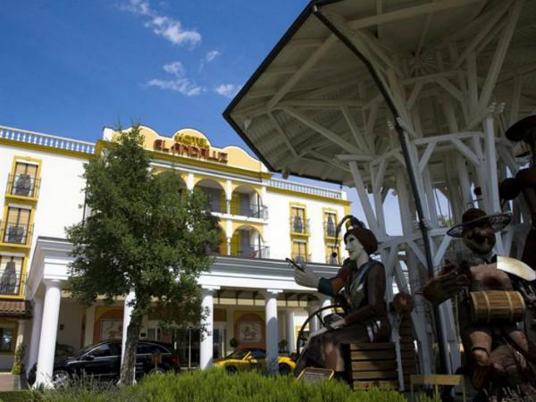 Hotel El Andaluz in Europa-park