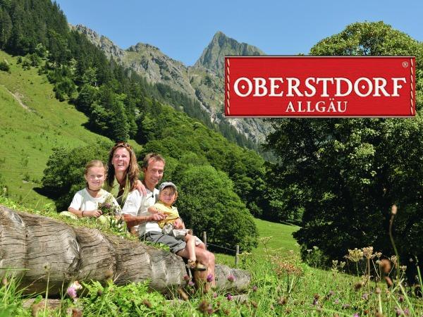 Genieten in de bergen rond Oberstdorf