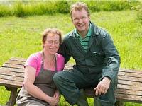 Boer Gerrit en Boerin Thea