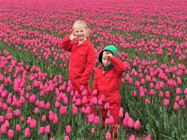 Eigenaren van FarmCamps Noorderwaard op Texel
