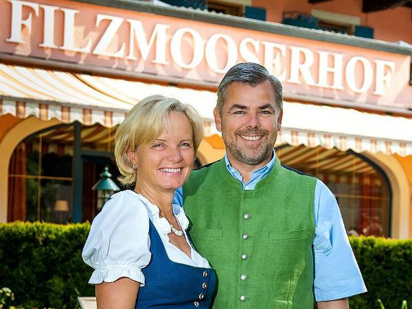 Eigenaars van hotel Filzmooserhof
