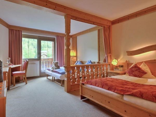 familiekamer in hotel filzmooserhof