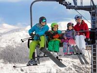 Skilift in het Reuzengebergte