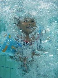 Nummer 5: Sprong in het diepe