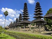 Tempels op Bali
